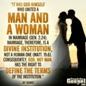 marriage definition bible